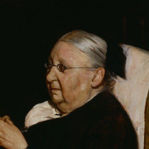Portrait Gertrude Jekyll